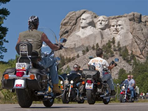 75th Annual Sturgis Motorcycle Rally Brings Life To The