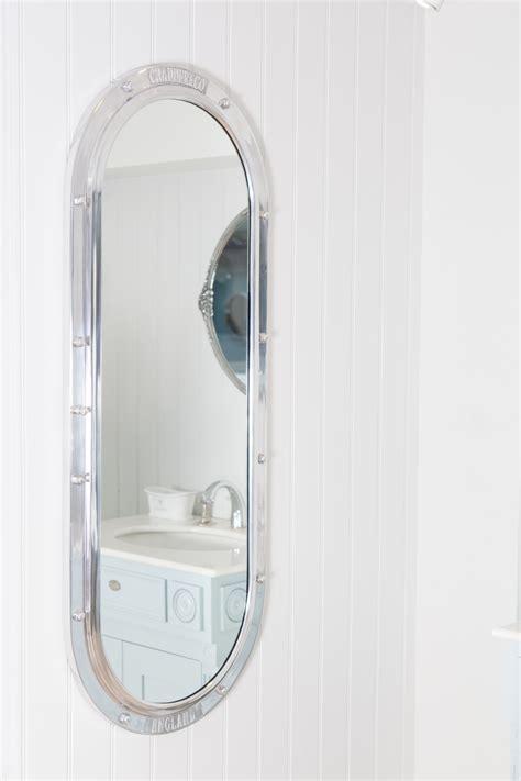 Britannia Porthole Mirror Cabinet   Chadder & Co.