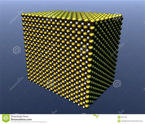 alloy structure stock photo image