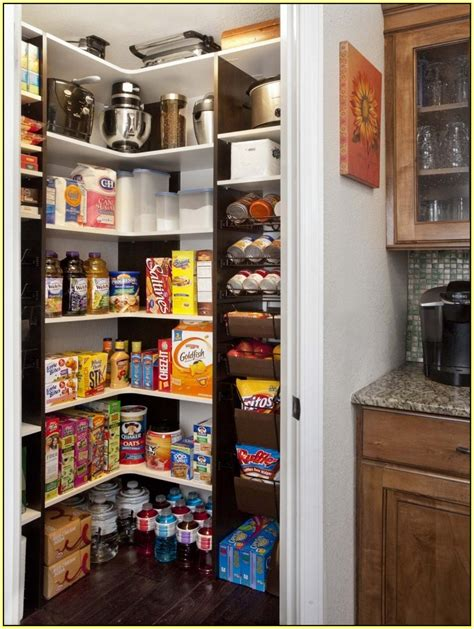 Home Depot Bathroom Cabinet Storage by Walk In Pantry Shelving Systems Home Design Ideas
