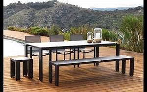 Table De Jardin Aluminium Jardiland : awesome au jardin de ce que vous avez besoin en place pour ~ Melissatoandfro.com Idées de Décoration