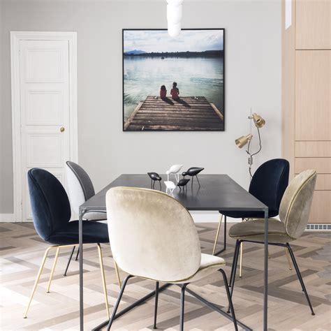 chaise danoise tendances déco pour salle à manger 2018 habitatpresto