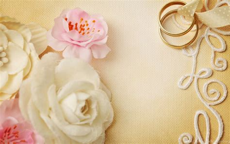 wedding backgrounds flowers ring lace soft wedding flower