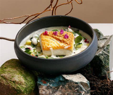 pacific cuisine our food pacific northwest cuisine botanist restaurant