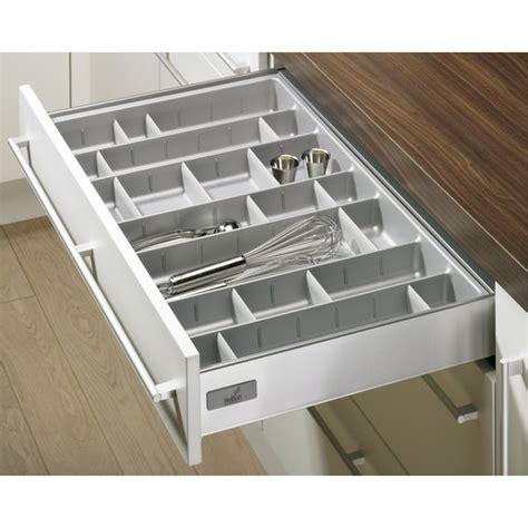 protection tiroir cuisine range couverts orgatray 590 pour tiroir innotech atira