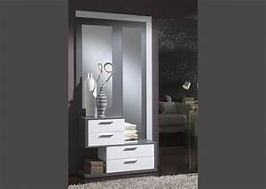 Meuble Entrée Alinea : meuble entr e ~ Teatrodelosmanantiales.com Idées de Décoration
