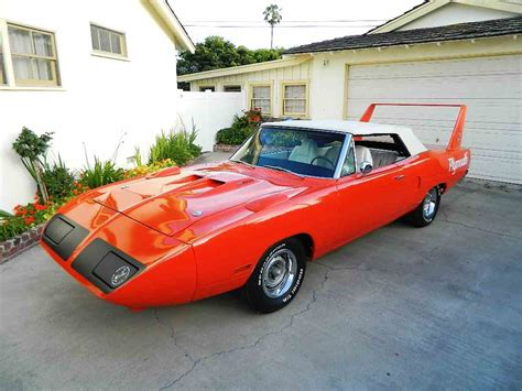Plymouth Daytona For Sale by 1970 Plymouth Superbird For Sale Classiccars Cc 988354