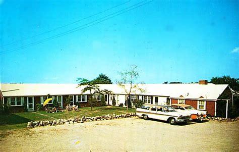 Cape Cod Motels (series 2) Dennis  Massachusetts History