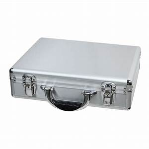 AL-1504 Custom Foam Aluminum Case, Camera Case, Video Case