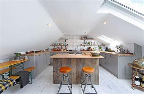 loft kitchen island 100 awesome industrial kitchen ideas 3840