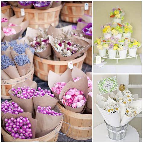 mini bouquet  stylish bride ultimate wedding ideas