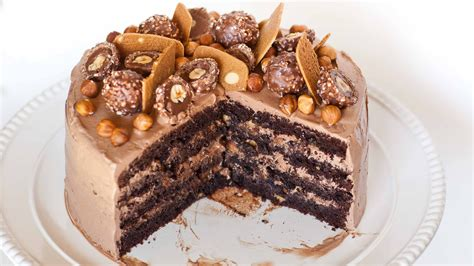 easy ferrero rocher cake recipe