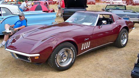 1969 Chevrolet Corvette - Information and photos - MOMENTcar