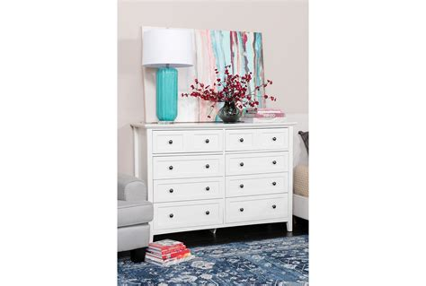 White Dresser In Store by Copenhagen White Dresser Living Spaces