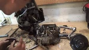 Kawasaki 4 Stroke Engine Breakdown