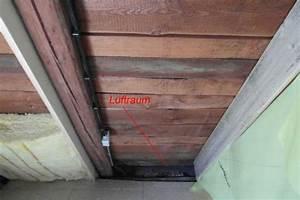 Dach Dämmen Ohne Unterspannbahn : bau de forum dach 16183 dachd mmung ohne bausch den ~ Lizthompson.info Haus und Dekorationen