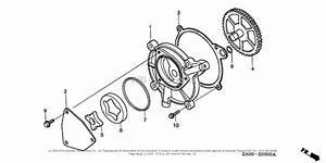 Honda Engines Gx360k1 Ex23 Engine  Jpn  Vin  Ga01