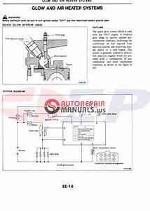 East Power Nissan Td27 Engine Forklift Service Manual