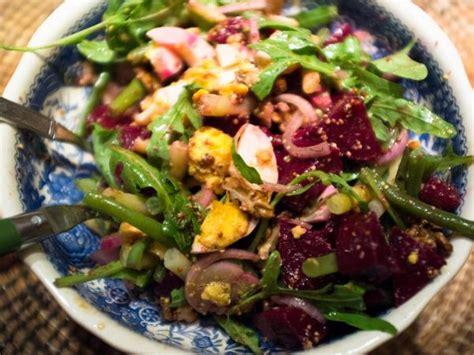 cuisiner betterave salade de fin d 39 été recette de salade de betteraves