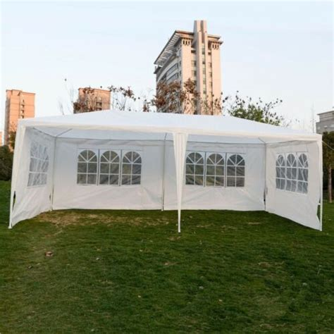 xcanopy party wedding tent heavy duty cater  gazebo pavilion outdoor ebay