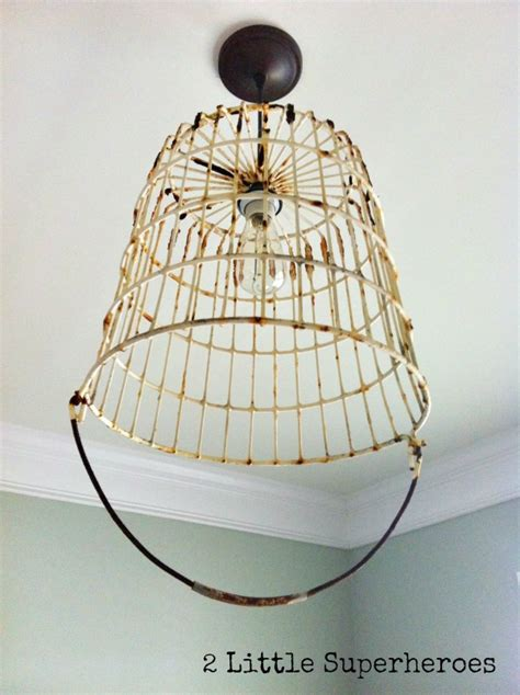basket light fixture inspire me 3 weekend hop of family home