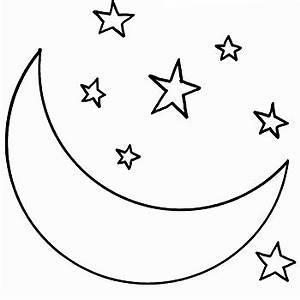 Modèle De Dessin Facile : dessiner une lune facile divers patrons lune dessin ~ Melissatoandfro.com Idées de Décoration