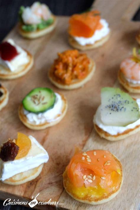 aperitif de noel canap駸 les 25 meilleures idées de la catégorie canapés pour fêtes sur recette