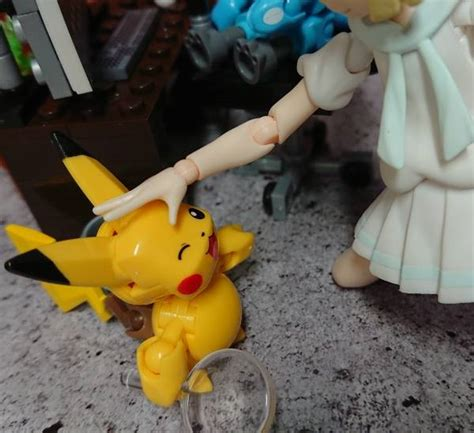 Share Project Pikachu is working on a tough case right ...