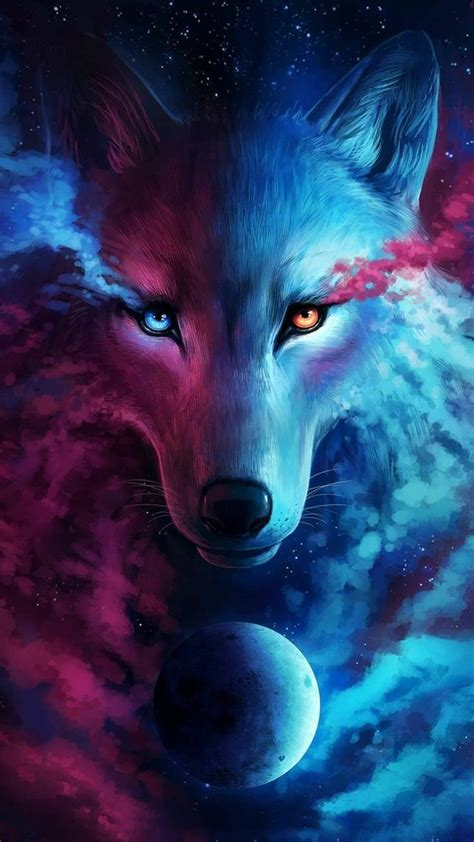 Cool Wolf Backgrounds Cool Wolf Wallpaper
