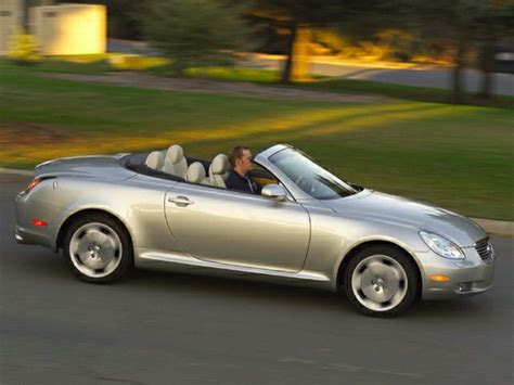 lexus sc430 2002 lexus sc 430 reviews specs and prices cars com