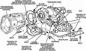 2005 Ford F150 Transfer Case Problems