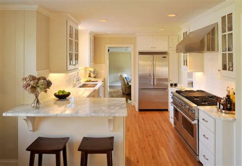 easy tips  designing comfortable small size kitchen