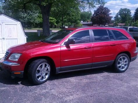 Purchase Used 2006 Chrysler Pacifica Touring Sport Utility