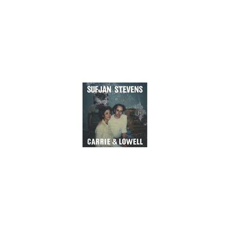 Sufjan Stevens – Carrie and Lowell | MusicZone | Vinyl ...