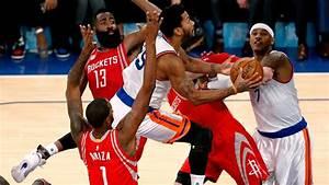 Knicks, Lacking Coordination Against Rockets, Fall Again ...