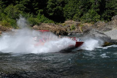 rogue jets jet river boats jerry shots action splash main