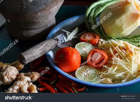 authentic cuisine local authentic cuisine southeast ingredients stock