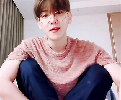 Baekhyun Glasses Buzz Creating Right Handsome Enter