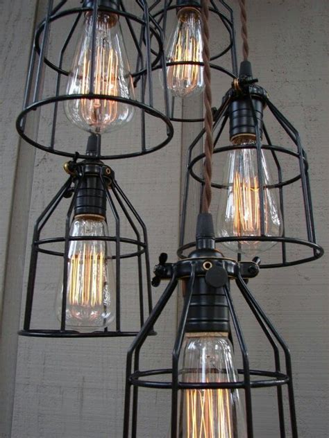 industrial style lighting industrial inspired light