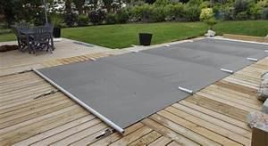 Bache À Barre Piscine : la couverture barres piscines carr bleu ~ Melissatoandfro.com Idées de Décoration