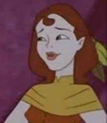 Voice Of Artemis - Hercules and Xena: The Animated Movie ...