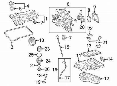 Toyota Highlander Engine Parts Diagram Hybrid Egr
