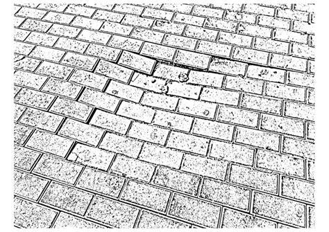 Muur Kleurplaat by Kleurplaat Stenen Afb 29825 Images