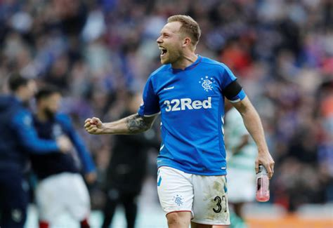 Rangers news: Hutton makes exciting Arfield claim