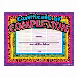 wild wonders completion certificates orientaltradingcom With vbs certificate template