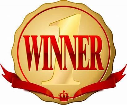 Winner Icon Award Clipart Winning Label Transparent