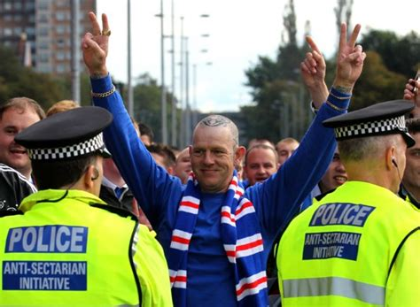 vice presents rivals rangers celtic  film