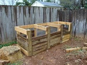 My Compost Bin Plans