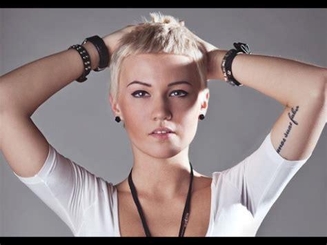 women  short hairstyles youtube