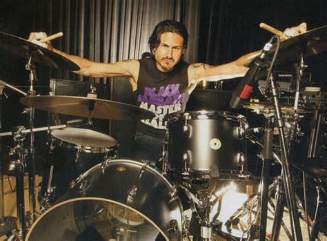 brad wilk drummerworld